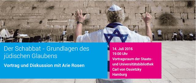 Der Schabbat - Grundlagen des jüdischen Glaubens