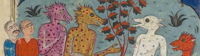Wunder der erschaffenen Dinge – Osmanische Manuskripte in Hamburger Sammlungen