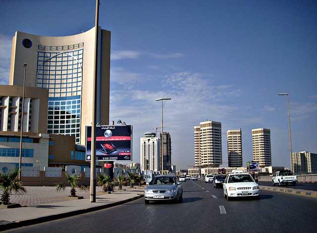 Hauptstadt Tripolis