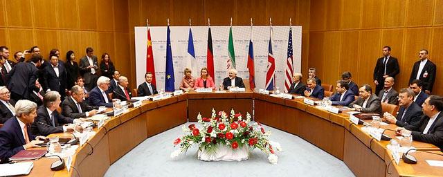 Wiener Nuklearabkommen, 14. Juli 2015