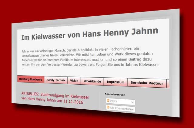 Im Kielwasser von Hans Henny Jahnn