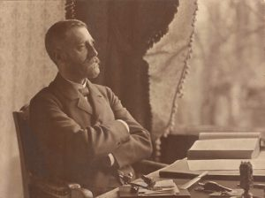 Werner von Melle (1899) (Privatbesitz, Foto Rudolph Dührkoop)