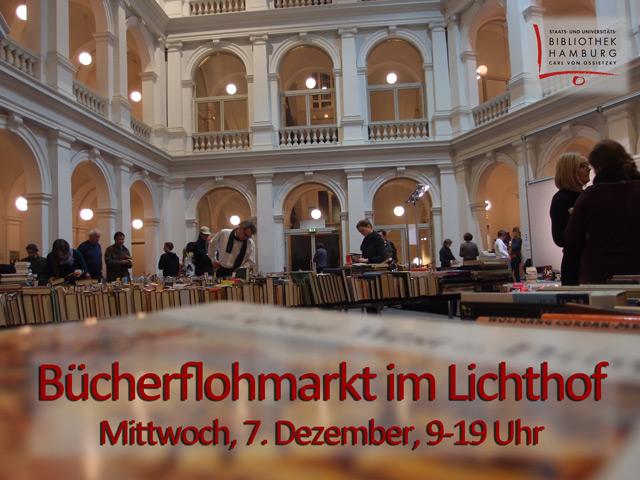 Bücherflohmarkt 2016