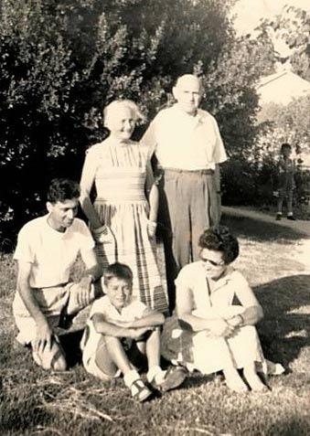 Familienbild Friedlaender