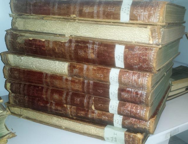 Talmud Bände Loebenstein