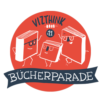 Vizthink Hamburg Meetup #21 – Bücherparade