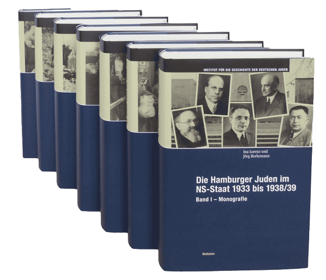 Die Hamburger Juden im NS-Staat zwischen 1933 und 1938/39