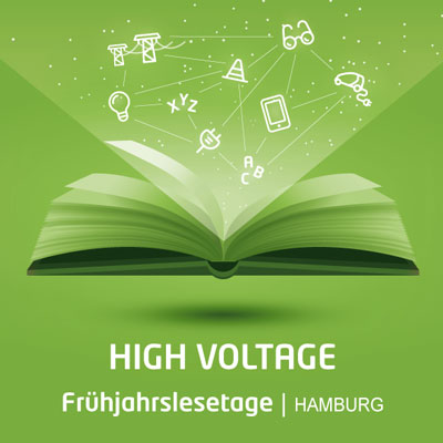 High Voltage – Frühjahrslesetage Hamburg