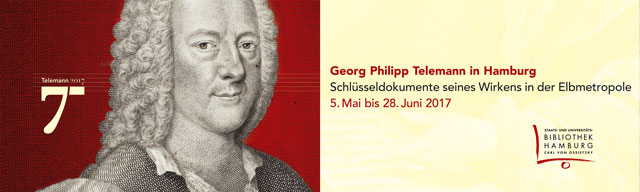 Georg Philipp Telemann in Hamburg