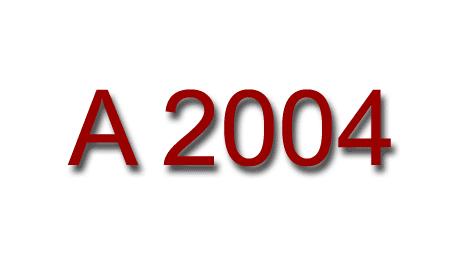 A 2004