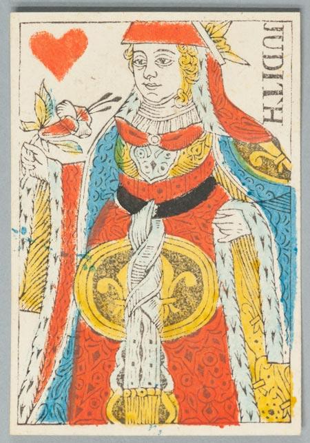 Abbildung 1, Kartenspiel