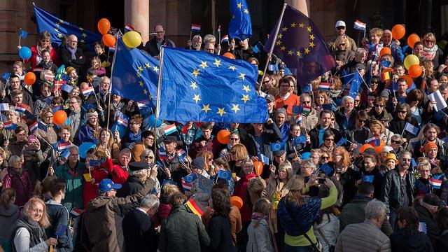 Die neue Lust auf Europa