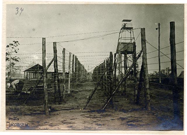 Internierungslager Holsworthy