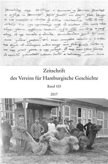 Zeitschrift des Vereins für Hamburgische Geschichte 103 (2017)