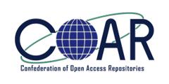 Logo von COAR, der Confederation of Open Access Repositories