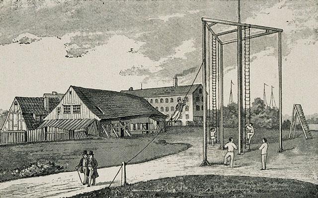 Hamburg als Wiege des Vereinssports