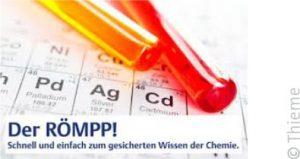 RÖMPP Online - die Enzyklopädie zur Chemie