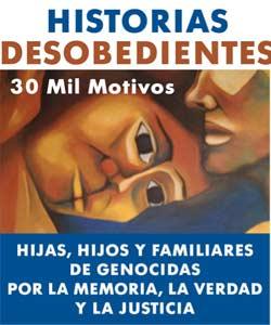 Plakat: Historias Desobedientes