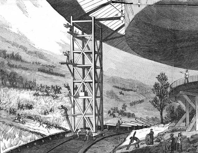 Zeitschrift 'Scientific American', Ausgabe vom 6. November 1886, S. 1.