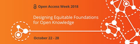 Open-Access-Woche 2018