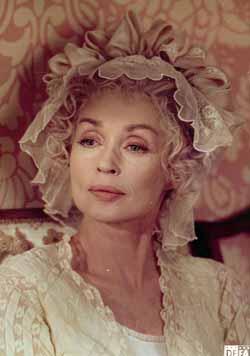 Lilli Palmer in der Rolle der Charlotte Kestner