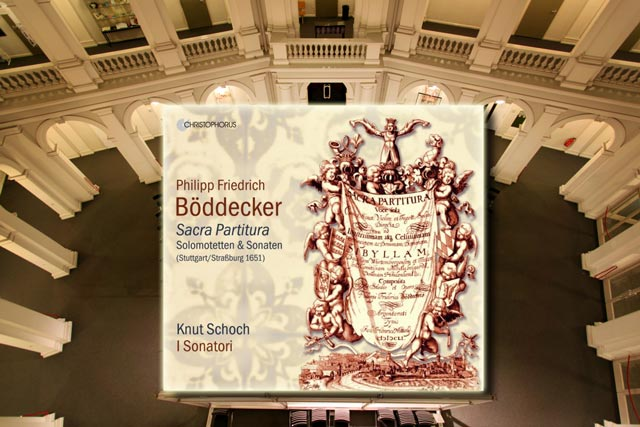CD-Release-Konzert von 'i Sonatori' im Lichthof der Stabi