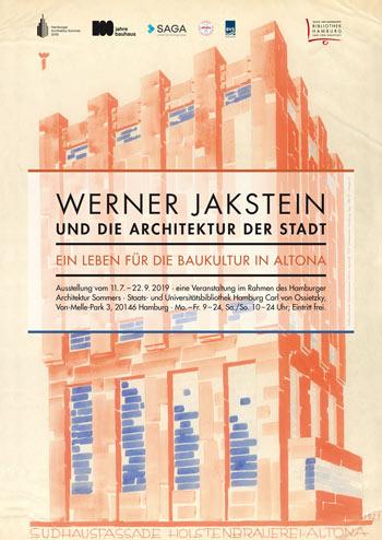 Werner Jakstein und die Architektur der Stadt