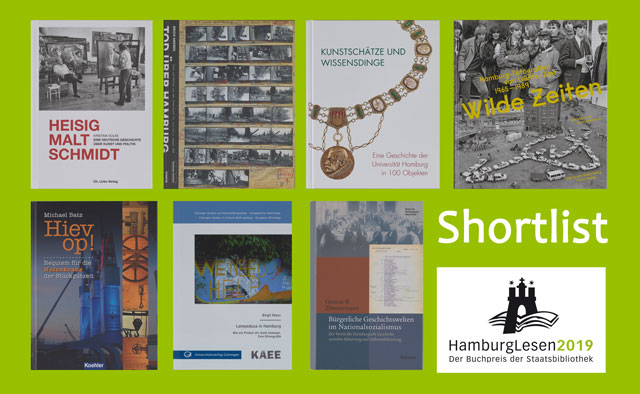 Shortlist HamburgLesen 2019