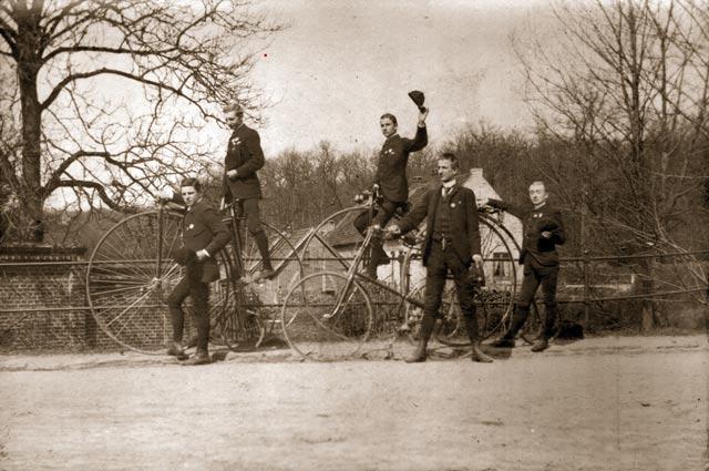 Der ABC auf Tour Mitte der 1880er Jahre (Quelle: ABC)