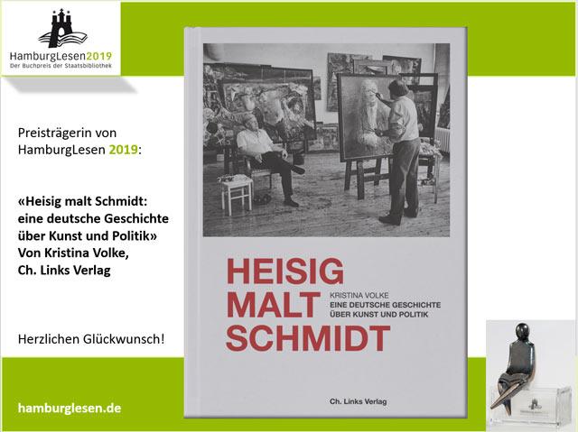 Preisträger HamburgLesen 2019