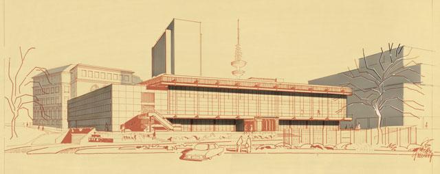 Architekten Dr. Günter Schween und Partner in Hamburg