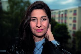 Asal Dardan. (c) Sarah Berger