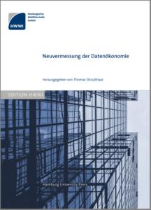 Cover des Sammelbandes Neuvermessung der Datenökonomie