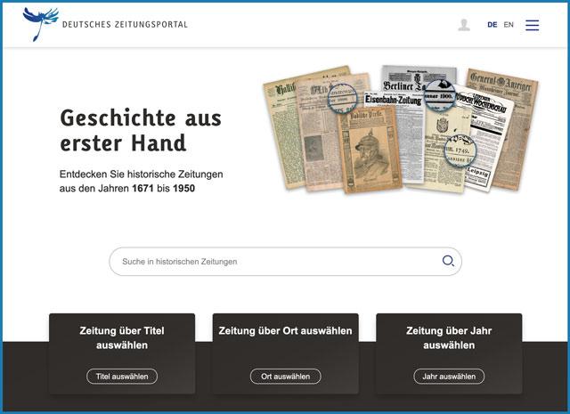 Deutsches Zeitungsportal